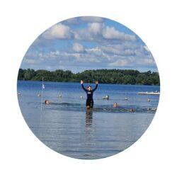 Zwemclinics voor de jeugd in Zevenhuizerplas
